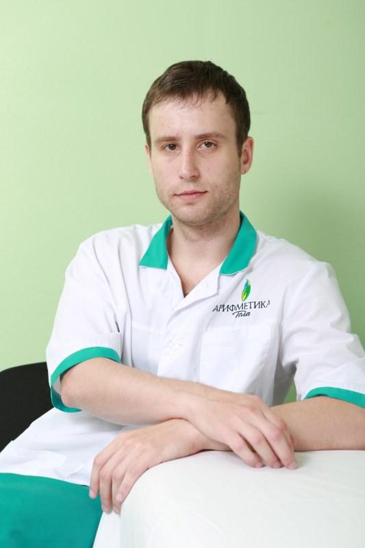 Ширяев Александр. Массажист