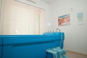 Подводный ручной душ-массаж