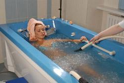 Гидромассаж в Марьино, подводный ручной душ-массаж