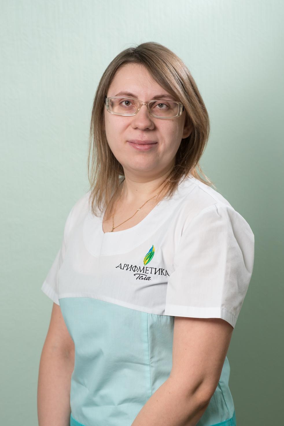 Козлова Татьяна Александровна