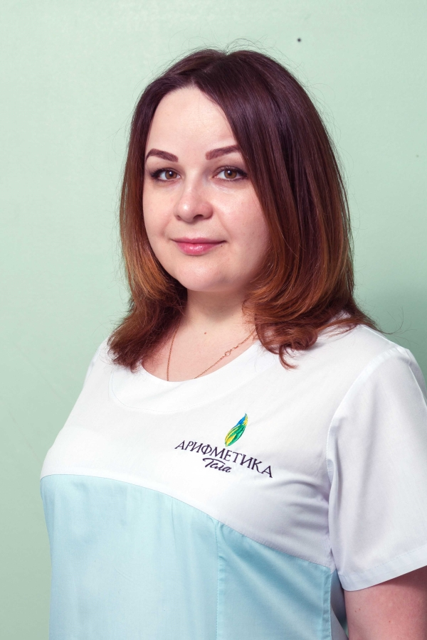 Алныкина Надежда Васильевна. Косметолог